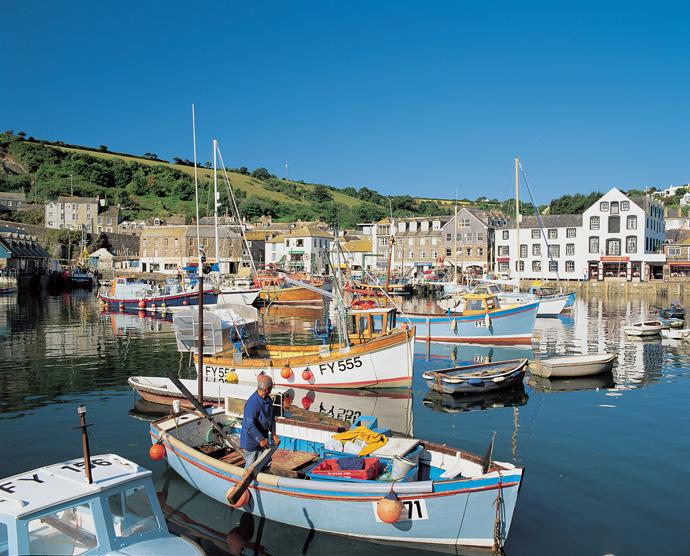 Mevagissey_Harbour
